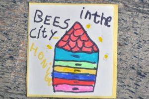 Bienenbewegung