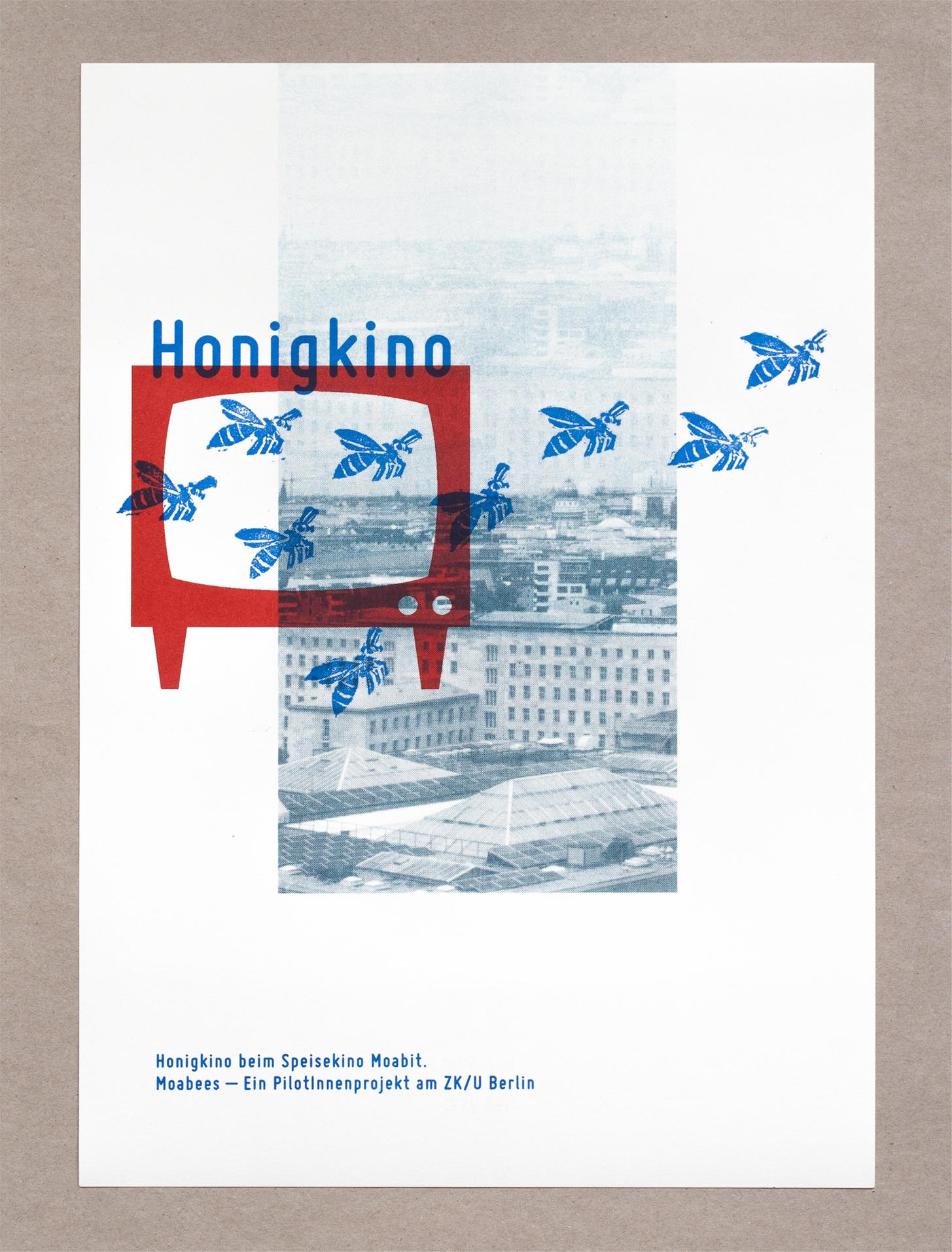 Honigkino am ZK/U Berlin